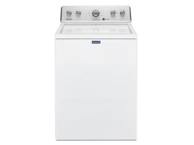 "28"" Maytag Large Capacity Top Load Washer with the Deep Fill Option - 4.4 cu. ft. - MVWC465HW"