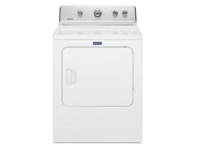 "29"" Maytag Large Capacity Top Load Dryer with Wrinkle Control - 7.0 cu. ft. - MGDC465HW"