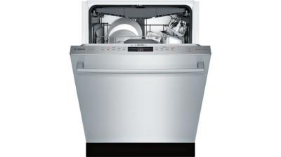 """24"""" Bosch Built In Fully Integrated Dishwasher  Stainless steel  - SHXM63WS5N"""