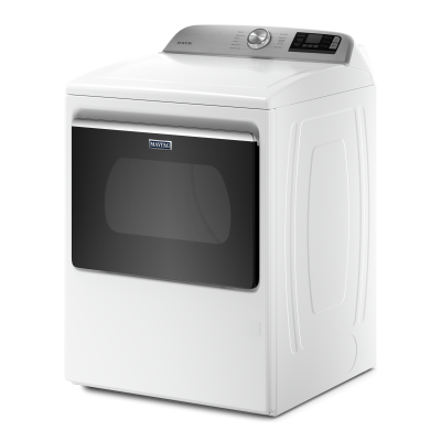 "27"" Maytag 7.4 Cu. Ft. Dryer With Extra Power And Interior Light - MGD6230HW"