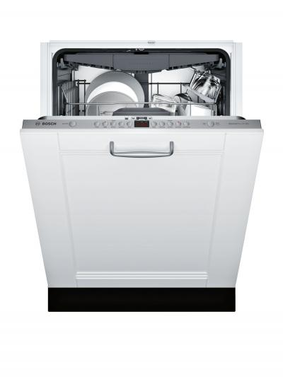"""24"""" Bosch Fully Integrated Dishwasher Custom Panel Ready (Panel Not Included) - SHV863WD3N"""