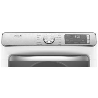 """27"""" Maytag Front Load Electric Dryer with Extra Power - YMED8630HW"""