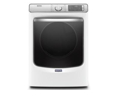 "27"" Maytag Front Load Electric Dryer with Extra Power - YMED8630HW"