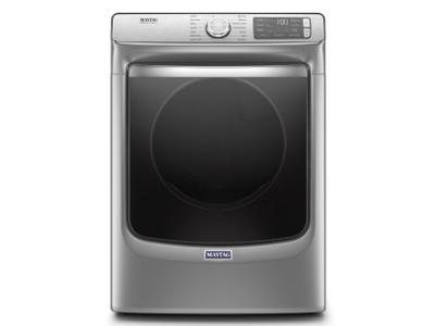 "27"" Maytag Front Load Electric Dryer with Extra Power and Advanced Moisture Sensor - YMED8630HC"
