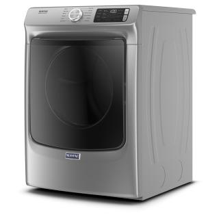 "27"" Maytag 7.3 cu. ft. Front Load Electric Dryer with Extra Power and Quick Dry Cycle - YMED6630HC"