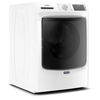 "27"" Maytag 5.5 cu. ft. Front Load Washer with Extra Power and 16-Hr Fresh Hold® option - MHW6630HW"