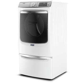 "27"" Maytag Front Load Gas Dryer with Extra Power - MGD8630HW"