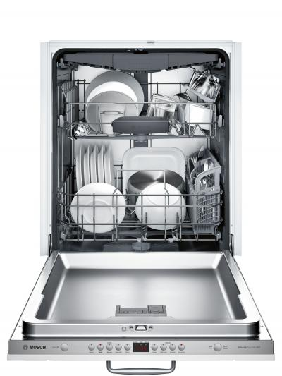 """24"""" Bosch Fully Integrated Dishwasher Custom Panel Ready (Panel Not Included)  - SHVM63W53N"""