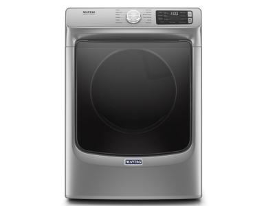 "27"" Maytag Front Load Gas Dryer with Extra Power and Quick Dry Cycle - 7.3 cu. ft. - MGD6630HC"