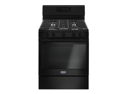 "30"" Maytag Gas Range With 5th Oval Burner - 5.0 Cu. Ft. - MGR6600FB"
