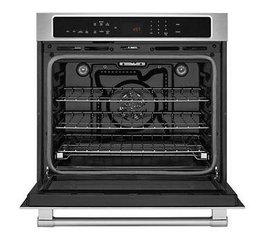 """27"""" Maytag SINGLE WALL OVEN WITH TRUE CONVECTION - 4.3 CU. FT. - MEW9527FZ"""