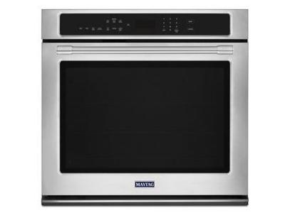 "30"" Maytag  SINGLE WALL OVEN WITH TRUE CONVECTION - 5.0 CU. FT. - MEW9530FZ"