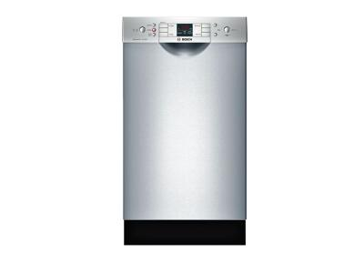 "18"" Bosch Full Console Dishwasher  Stainless steel - SPE53U55UC"