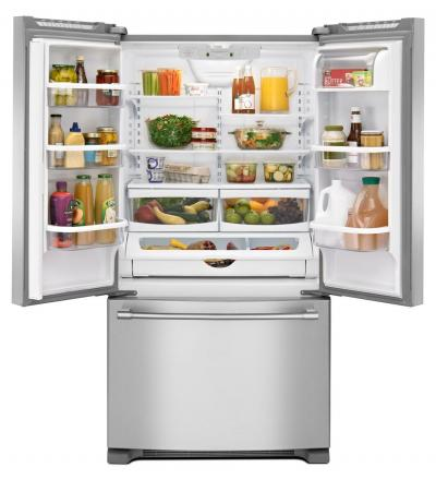 "36"" Maytag French Door Refrigerator - 25 Cu. Ft. - MFF2558FEZ"