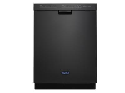 "24"" Maytag Stainless Steel Tub Dishwasher with Most Powerful Motor on the Market - MDB4949SHB"