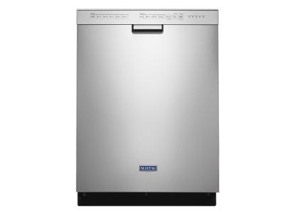 "24"" Maytag Stainless Steel Tub Dishwasher with Most Powerful Motor on the Market - MDB4949SHZ"