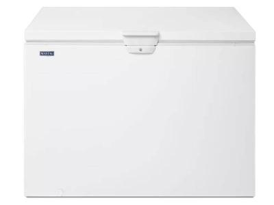"47"" Maytag 15 Cu. Ft. Chest Freezer With Door Lock - MZC31T15DW"
