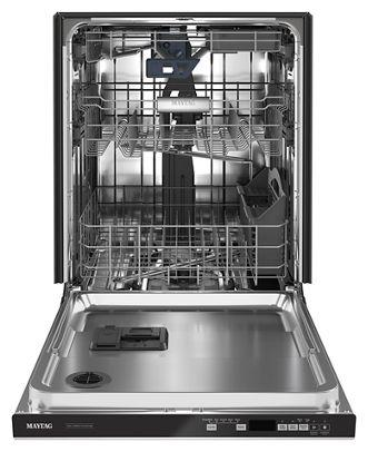 "24"" Maytag Top Control Dishwasher With Third Level Rack and Dual Power Filtration - MDB8959SKZ"
