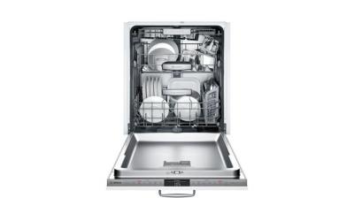 """24"""" Bosch Fully Integrated Dishwasher Custom Panel Ready (Panel Not Included) - SHVM98W73N"""
