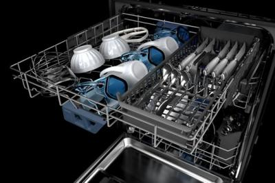 "24"" Maytag Top Control Dishwasher With Third Level Rack and Dual Power Filtration - MDB9959SKZ"