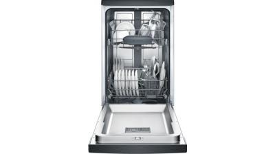 "18"" Bosch  Full Console Dishwasher Black - SPE53U56UC"