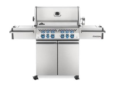 "67"" Napoleon Prestige PRO 500 RSIB Infrared Rear And Side Burners - PRO500RSIBNSS-3"