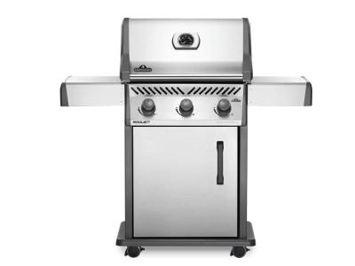 "51"" Napoleon Rogue XT 425 Gas Grill - RXT425NSS-1"