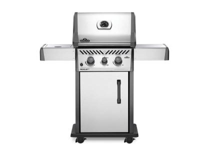 "48"" Napoleon Rogue XT 365 Natural Gas Grill with Infrared Side Burner - RXT365SIBNSS-1"