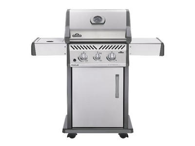 Napoleon Rogue Series Freestanding Natural Gas Grill with Standard Burners R365SIBNSS