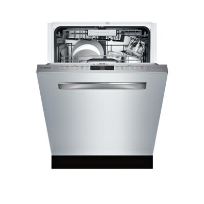 "24"" Flush Handle Dishwasher 800 Series- Stainless steel SHPM98W75N"