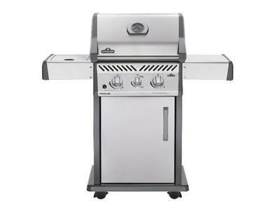 Napoleon Rogue Series Freestanding Liquid Propane Grill with Standard Burners R365SIBPSS