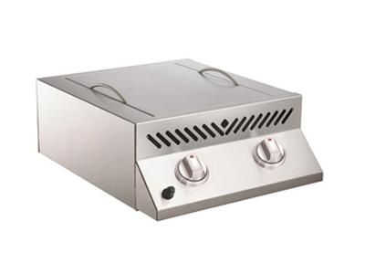 Napoleon Built-in Head with Two Infrared Burner Natural Gas Grill Head BISZ300NFT