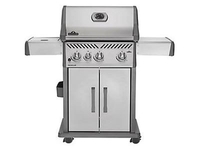 Napoleon Rogue 425 with Infrared Side Burner Natural Gas Grill- R425SIBNSS