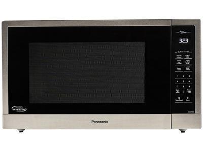 Panasonic Countertop Microwave Stainless Steel - NNST96JS