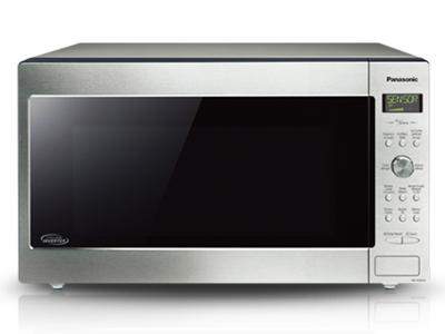 "24"" Panasonic Evolved Microwave with Cyclonic Inverter Technology - NNSD965S"