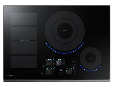 "30"" Samsung Induction with Virtual Flame Technology - NZ30K7880UG"