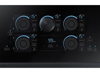 "36"" Samsung Induction with Virtual Flame Technology - NZ36K7880UG"