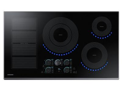 "36"" Samsung Induction with Virtual Flame Technology - NZ36K7880UG"