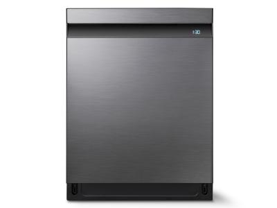 "24"" Samsung Built-in Undercounter Dishwasher Black Stainless Steel - DW80R9950UG"