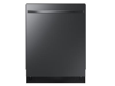 "24"" Samsung Dishwasher with StormWash, Black Stainless Steel - DW80R5061UG"