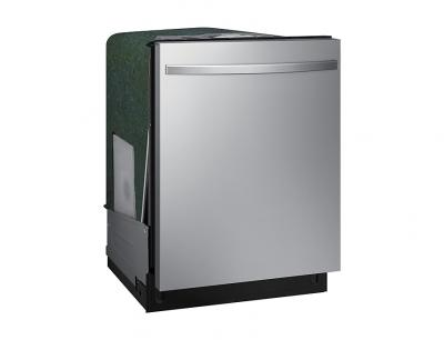 "24"" Samsung Dishwasher with StormWash, Stainless Steel - DW80R5061US"