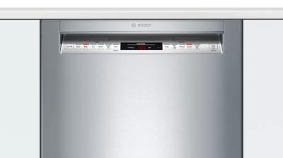 """24"""" Bosch 800 Series Front Control Dishwasher In Stainless Steel - SHEM78Z55N"""