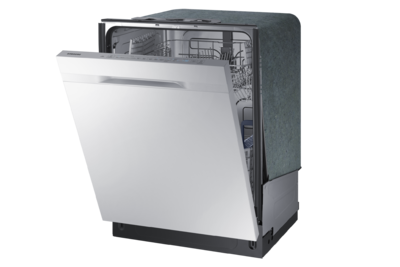 "24"" Samsung 44dB Tall Tub Built-In Dishwasher with Stainless Steel Tub - DW80K5050UW"