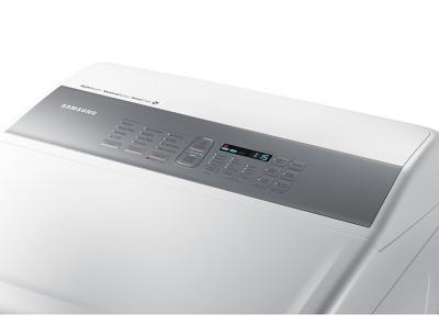 """27"""" Samsung Electric Front Load Dryer with 7.5 cu.ft - DV45K7600EW"""