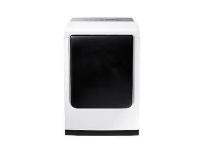 "27"" Samsung Electric Dryer with Steam - DV50K8600EW"