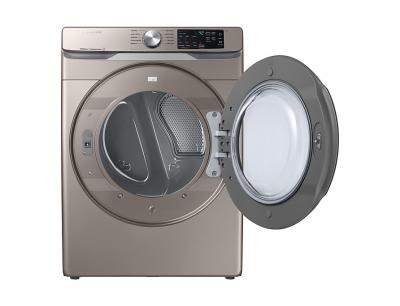 "27"" Samsung 7.5 Cu.ft. Electric Dryer With Steam Sanitize - DVE45T6100C"