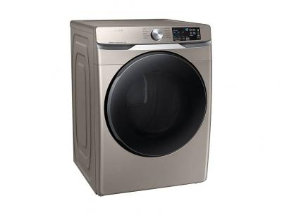 "27"" Samsung 7.5 Cu.ft. Electric Dryer With Steam Sanitize - DVE45T6100C"
