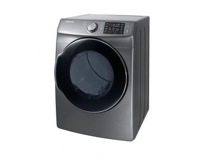 "27"" Samsung  Frontload Gas Dryer with Steam - DVG45M5500P"