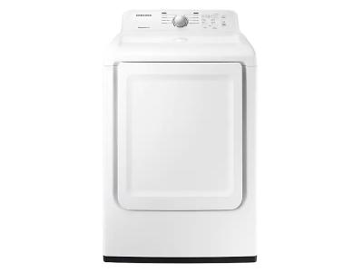"27"" Samsung 7.4 cu.ft. Dryer with Sensor Dry - DVE45M3100W"