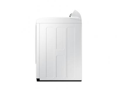 "27"" Samsung Electric Dryer with Steam , 7.4 cu.ft  - DVE50M7450W"